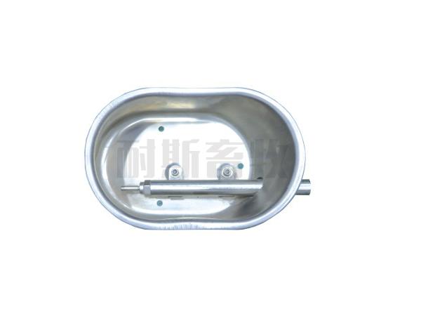 不锈钢饮水碗
