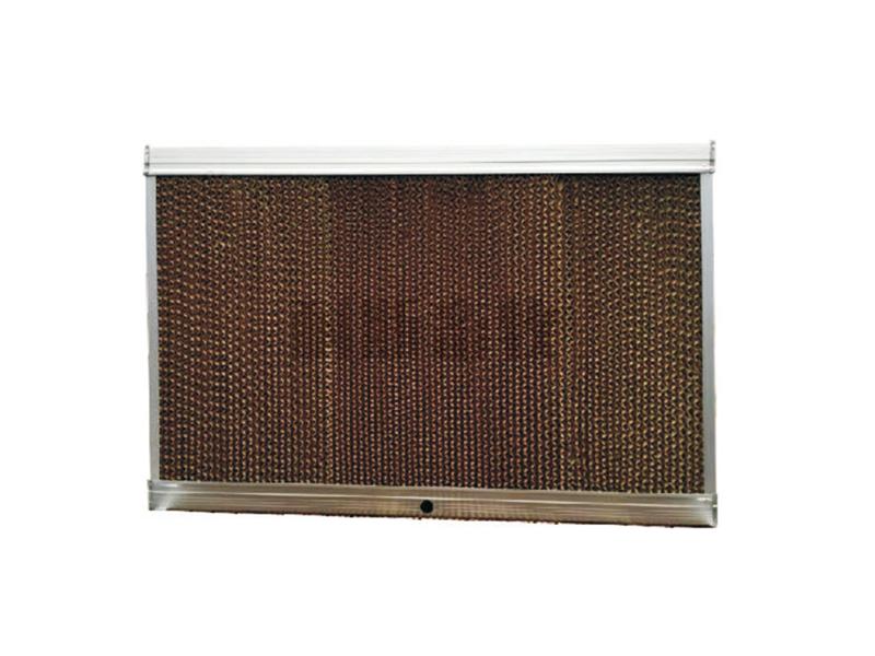 湿帘-温控系统