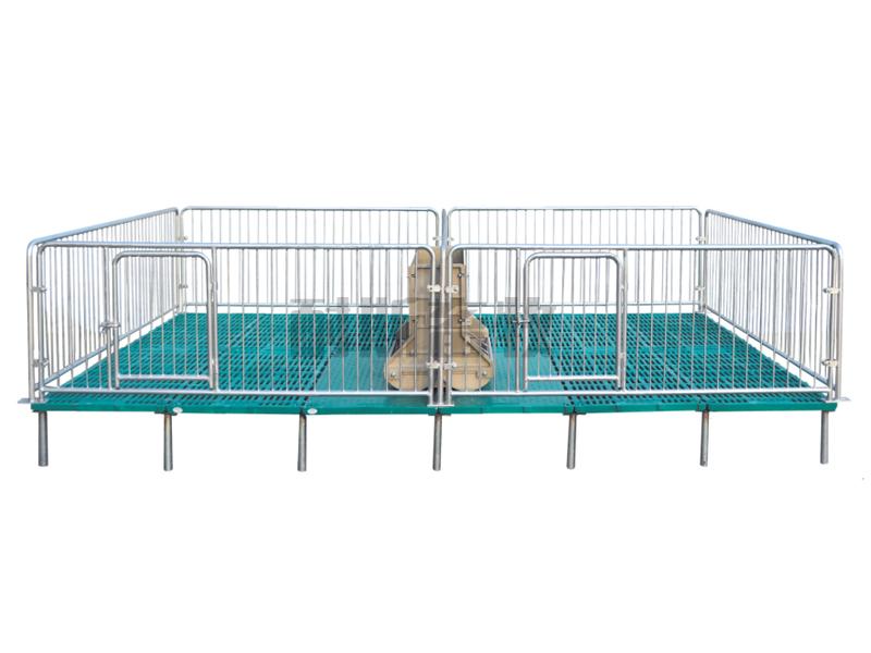 2.2x3.6m小板保育栏