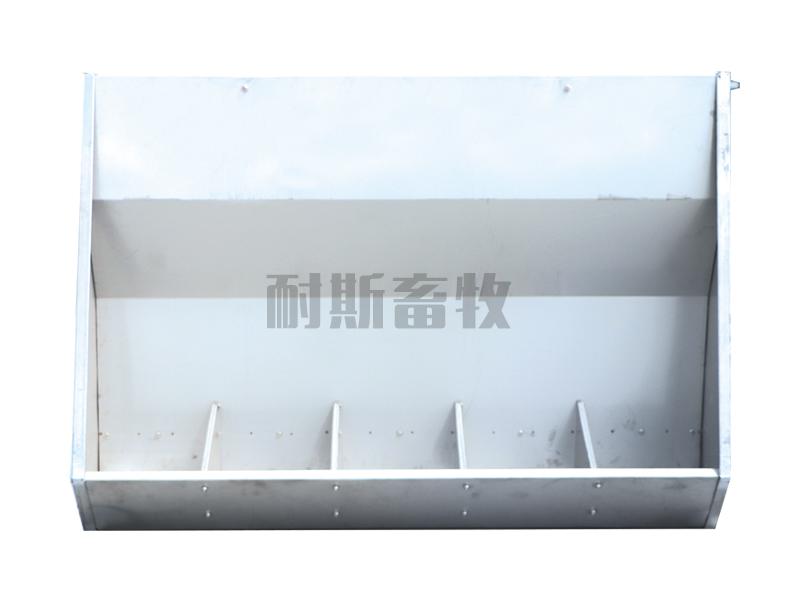 1250x720x900mm不锈钢双面料槽